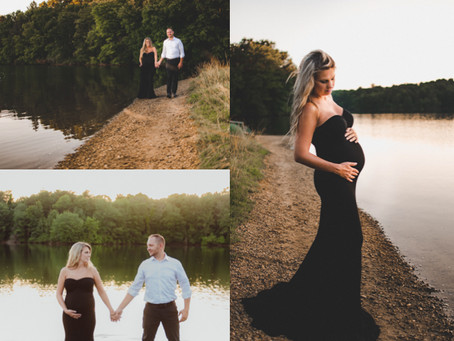 How to have a relaxed maternity photoshoot