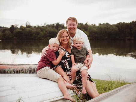 Fun Family Photoshoot