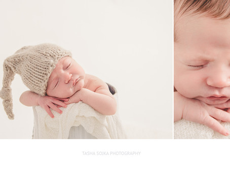 A Parent's guide to a successful newborn photoshoot