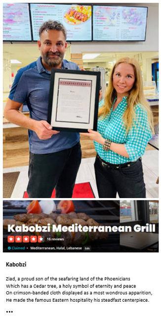 Kabobzi Mediterranean Grill