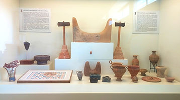Minoan art in the Sitia Archaeological M
