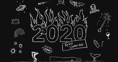 La revue climatique 2020