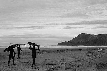 Cherchant les vagues