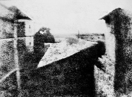 The Oldest Known Photograph