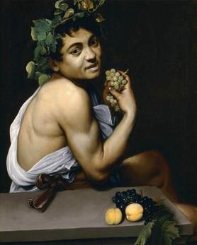 Bacchino Malato by Caravaggio, 1593