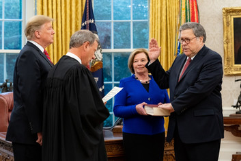 1600 Former Justice Department Lawyers Condemn Barr's Lies & Election Meddling