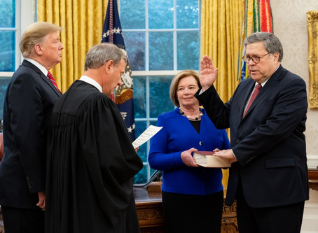 2000 DOJ Prosecutors & FBI Officials Call on Barr to Resign Over Assaults on the Rule of Law