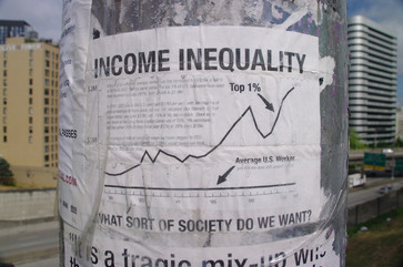 Income Inequality Continues to Grow in America