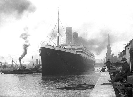 20 Vintage Photos from the Titanic Disaster