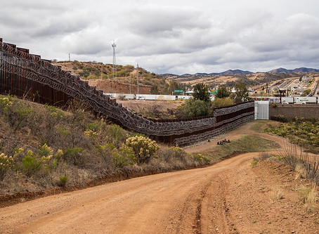 "Trump Has Built Just 3 Mi. of New Border Wall, Mexico Hasn't Paid For It, & It's Not ""Impenetrable"""