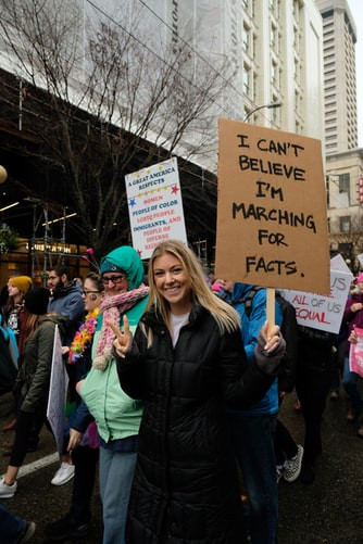 Women Overwhelmingly Favor Impeachment Proving That Women are Much Harder to Bamboozle