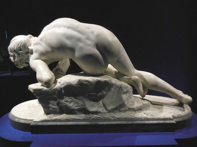 Narcisse, Ernest Hiolle, 1868