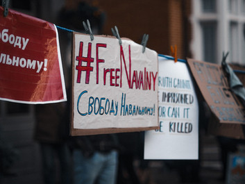 Biden Pressures Putin on Navalny as the Dissident's Condition Worsens