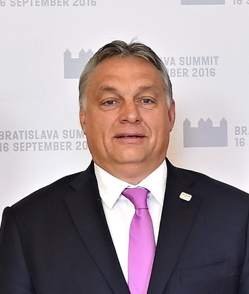 Trumpism in Europe; Hungary's Nationalist Prime Minister Viktor Orban Targets LGBT Community