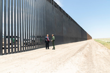 "Trump's Visit to the ""Wall"" this Week, Another Symbol of His Failed Presidency"