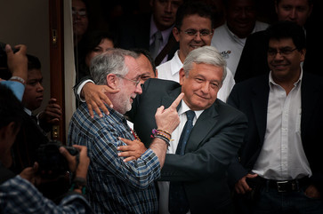 Andrés Manuel López Obrador, the Anti-Trump, About to Win Mexico's Presidential Election
