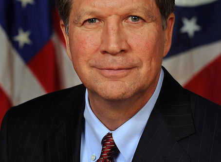 "Former GOP Governor John Kasich is Speaking & Voting for Joe Biden to Save ""The Soul of the Country"""