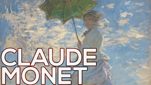 Claude Monet: A collection of 1540 paintings
