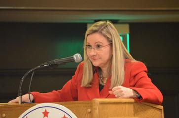 Virginia Republicans Prefer Wacky Trumpist, Amanda Chase for Governor in New Poll