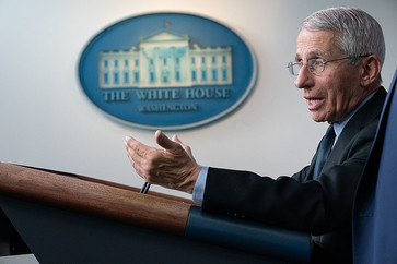 Joe Biden & the Liberation of Anthony Fauci and Science