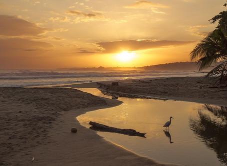 The Perfect Beach - Montezuma, Costa Rica