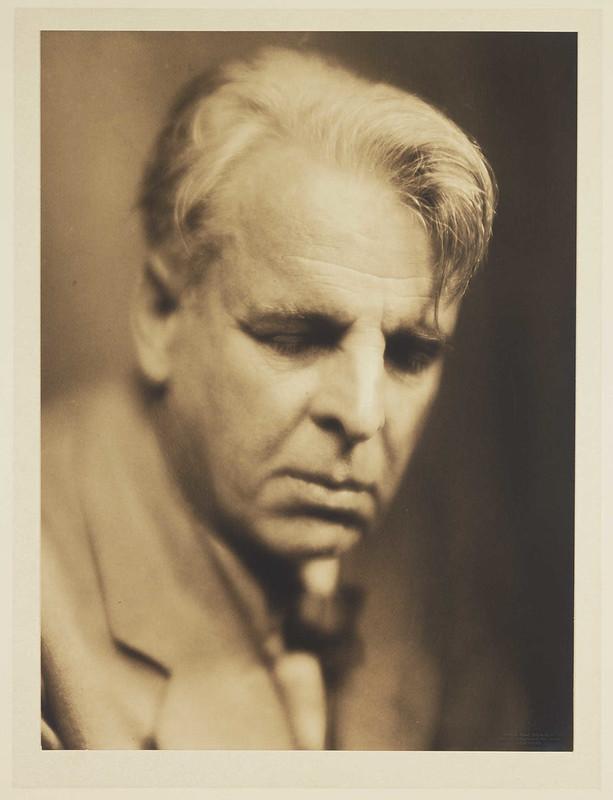 W. B. Yeats, 1932