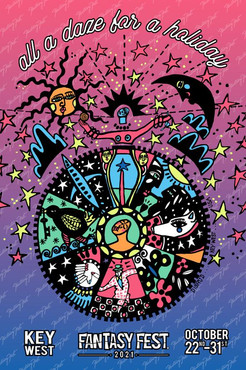 Key West Fantasy Fest 2021