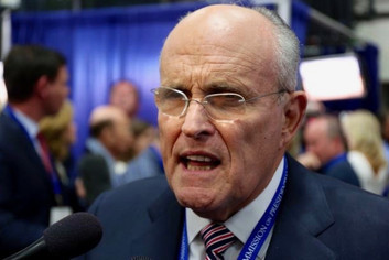 Rudy Giuliani Continues to Humiliate Himself in the Service of Donald Trump