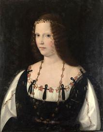 Portrait of a Young Lady by Bartolomeo Veneto, ca. 1500-10.jpg