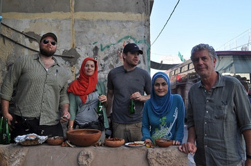 Anthony Bourdain remembered for speaking out on behalf of the Palestinian people