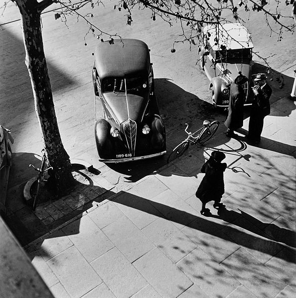 Photo, Max Dupain, Adelaide, 1946