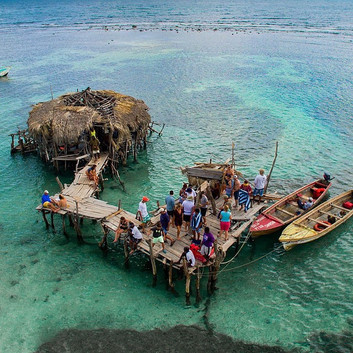 Coolest Bars in the World #2, Floyd's Pelican Bar Jamaica