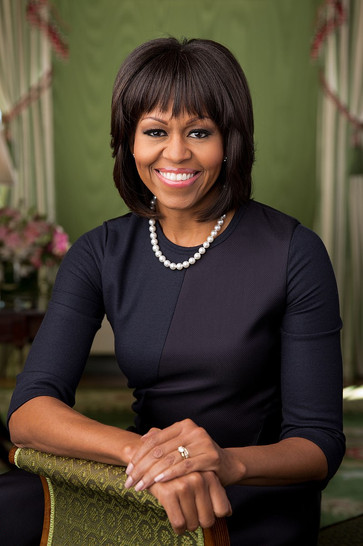 "Michelle Obama Launches ""When We All Vote"" Voter Registration Initiative"