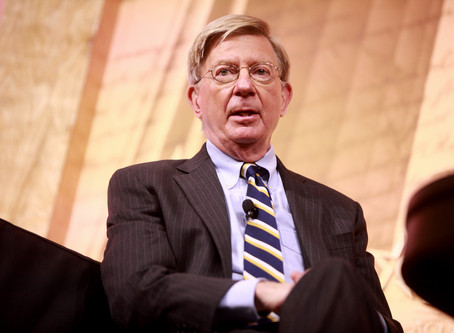 "Conservative Icon, George Will Describes Trump Admin. as Corrupt ""Gangster Regime"""