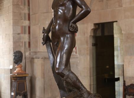 The Magnificence of Donatello's Statue of David