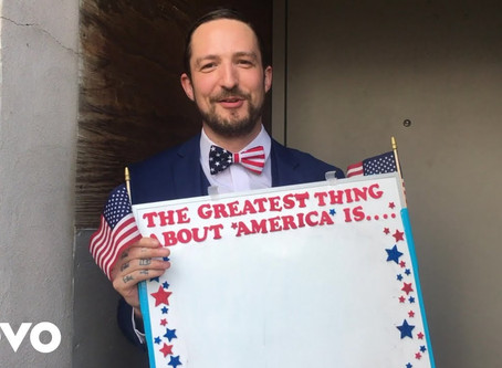 """New Music Friday - Frank Turner's """"Make America Great Again""""; Its Perfect"""