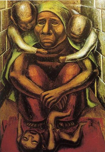One of Mexico's Finest Painters - David Alfaro Siqueros