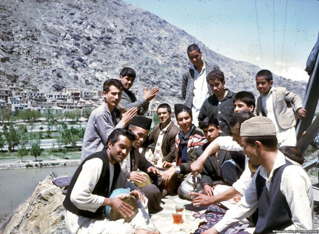 What Was Afghanistan Like Before the Russian Invasion, the Taliban and Four Decades of War
