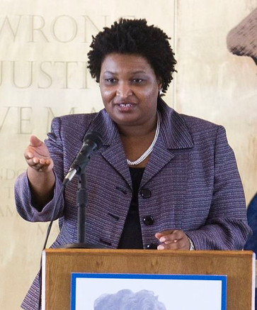 Can Stacey Abrams Become America's First Black Female Governor