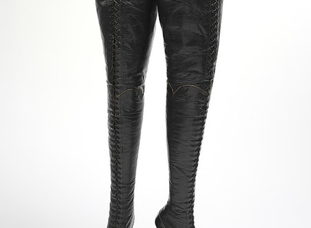 Fabulous Boots, Interesting Pants