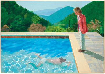 David Hockney Painting Sells for a Record 90.3 Million Dollars