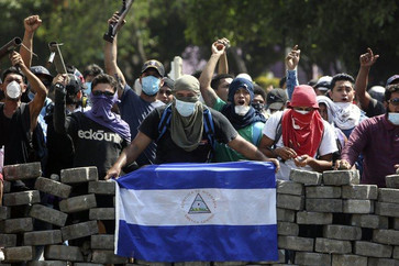 Students in Nicaragua: Ortega, It's Time to Retire