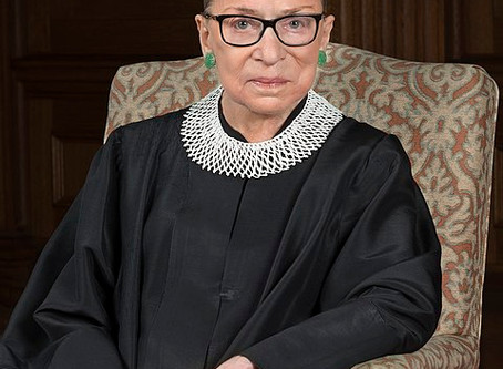 """Our Greatest """"Warrior for Gender Equality"""" Passes; RIP RBG, America Will Miss You"""