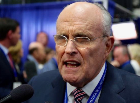 Rudy Giuliani Torches Trump with Collusion Quote