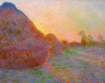 Monet's Les Meules Sold for Record $110.7 Million at Auction