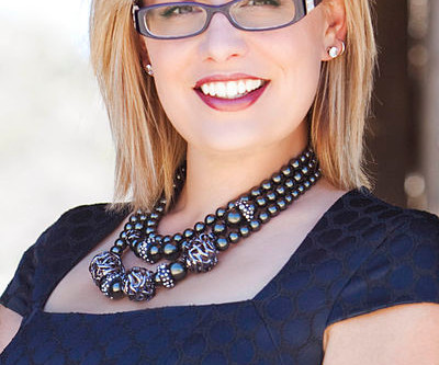 Congresswoman Kyrsten Sinema Has a Chance to Become Arizona's First Female Senator