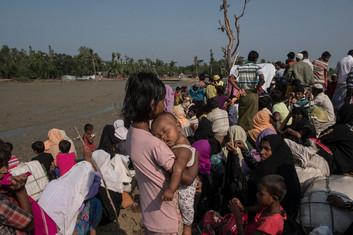 UNICEF's Work with the Rohingya