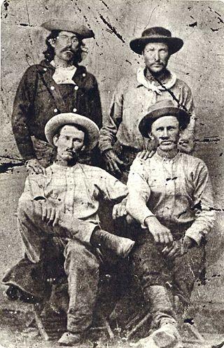 Pony Express Riders, 1860