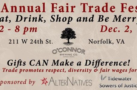 17th Annual Hampton Roads Fair Trade Festival and Fair Trade in Your Area