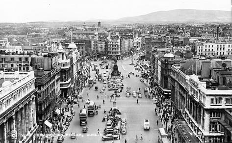 Dublin, c1958